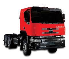 کامیون کاریزان خودرو K375D
