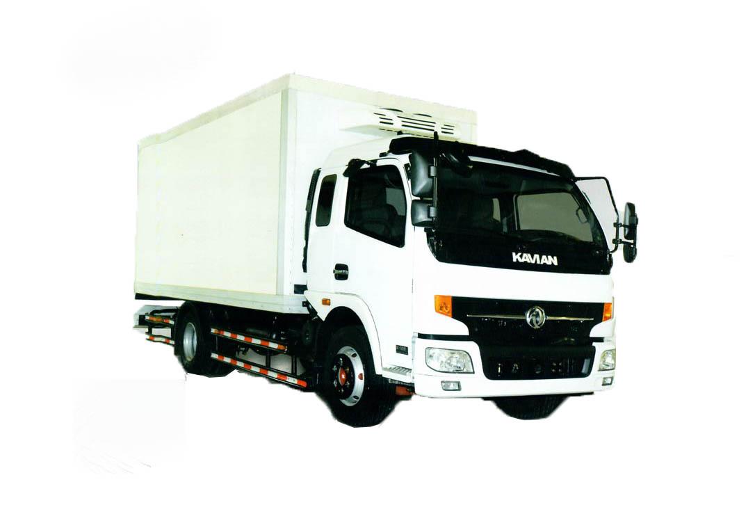 فروش اقساطی کامیونت کاویان k106c