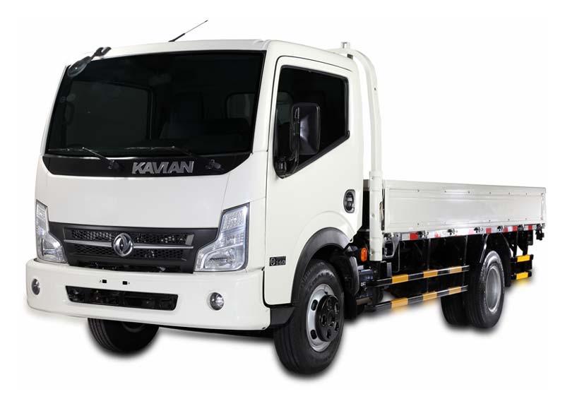 کامیونت کاویان k1051l